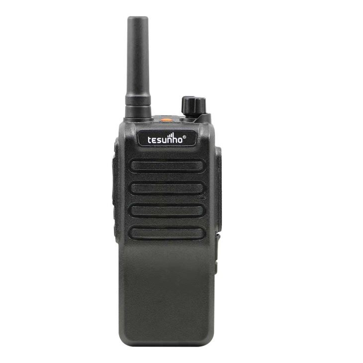 Internet 3G de alta qualidade Walkie Talkie com Wifi GPS