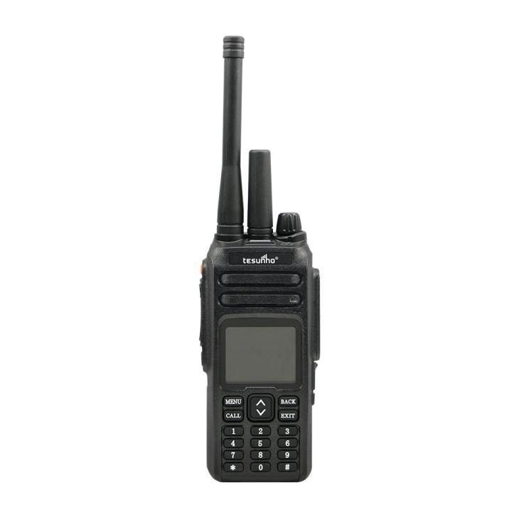 Rádio analógico e 4G LTE tudo em um