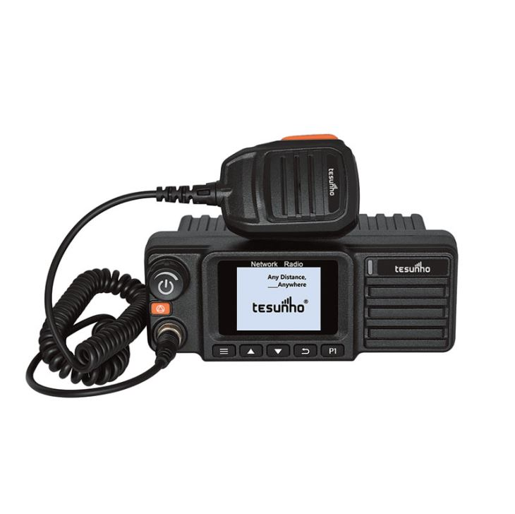 Rádios terrestres móveis