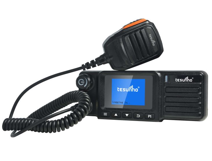 Rádio móvel Tesunho FCC TM-991