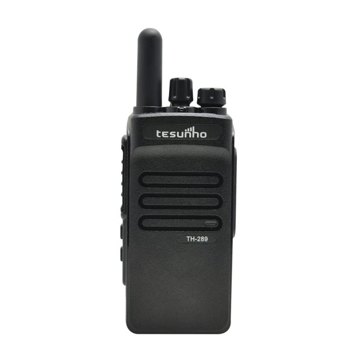 Rádio em dois sentidos portátil do Ptt com suporte