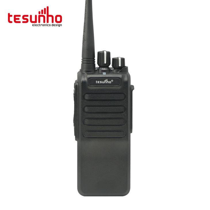 Rádio em dois sentidos da frequência ultraelevada 0.5w 10W impermeável Handheld