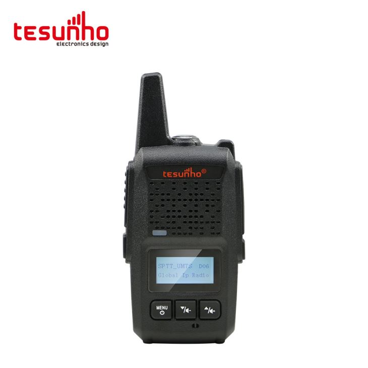 Walkie Talkie 3G Pocketable GPS para Bar