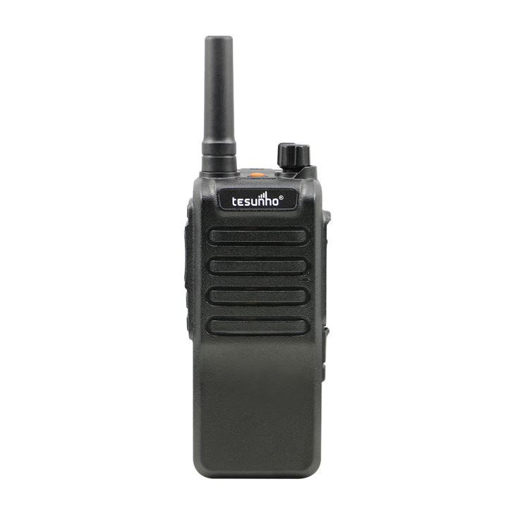 PTT sobre walkie-talkie celular para escalar