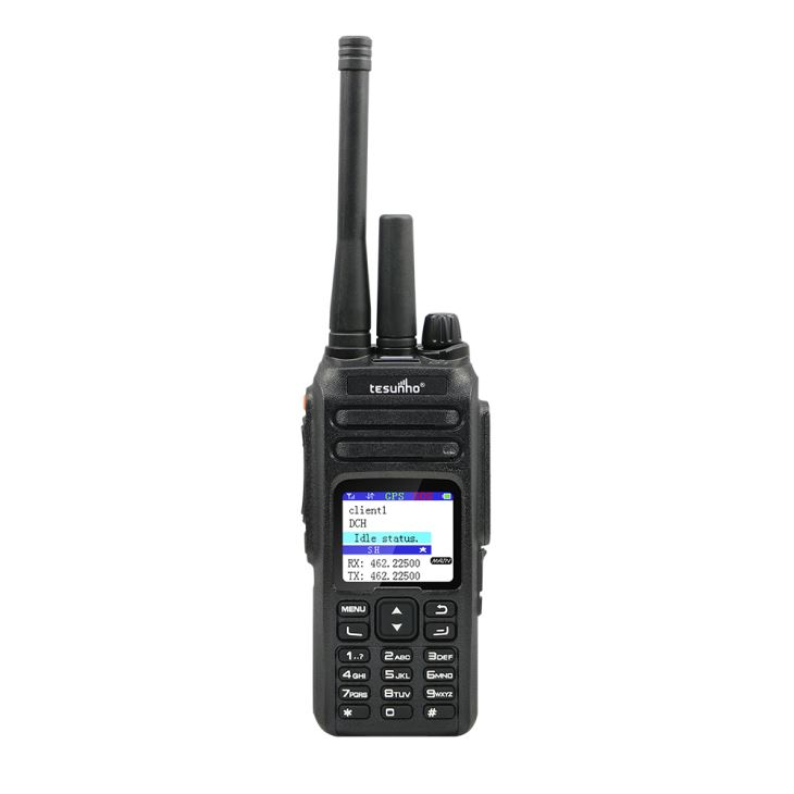 2020 3G GSM Walkie Talkie 200 km com GPS