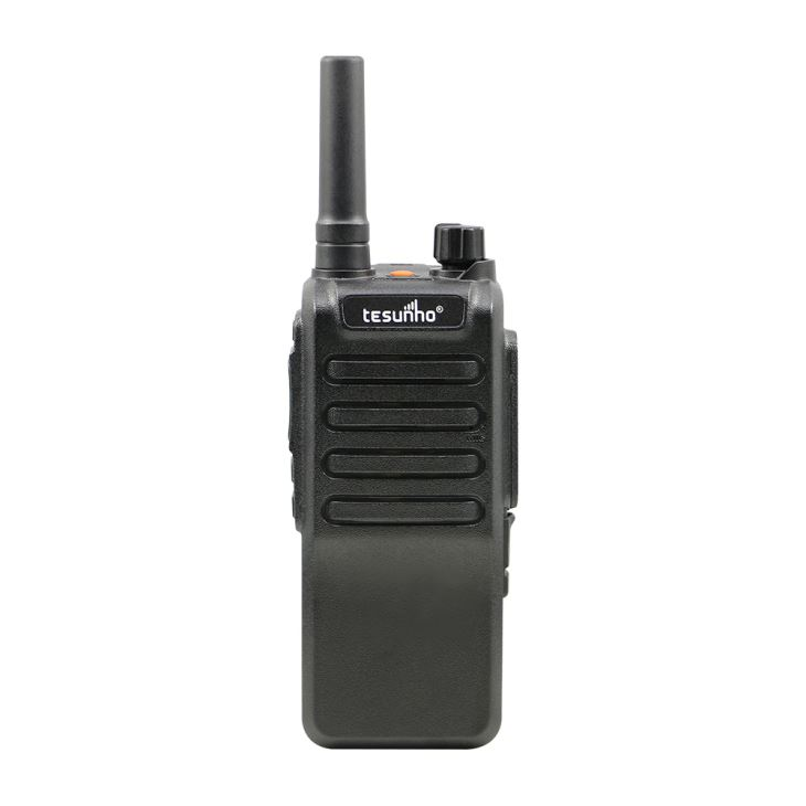 Walkie talkie celular para o consultório odontológico
