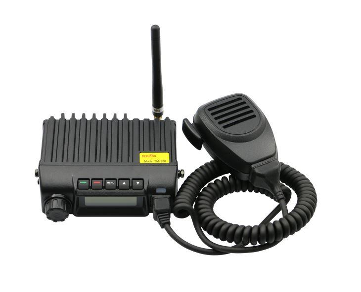 Cobertura Global de Rádios Móveis GPS