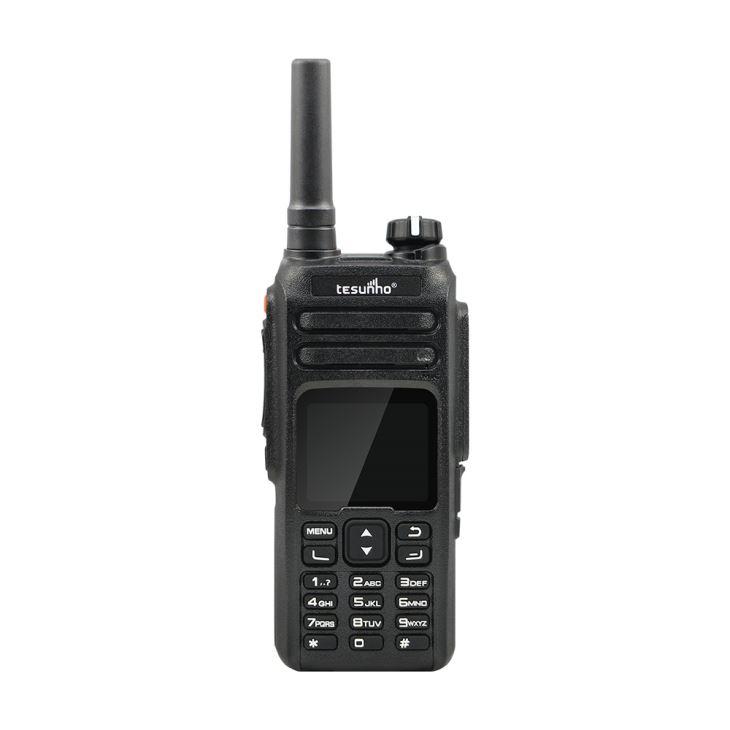 GPS portátil Walkie Talkie para emergências