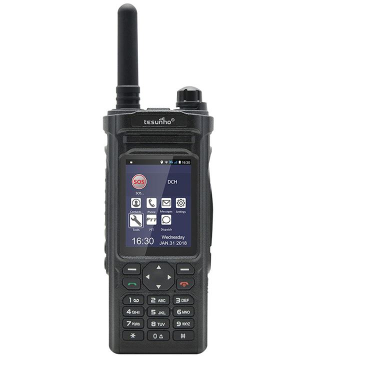 Rádio do telefone de pilha 2014 com Micphone do orador