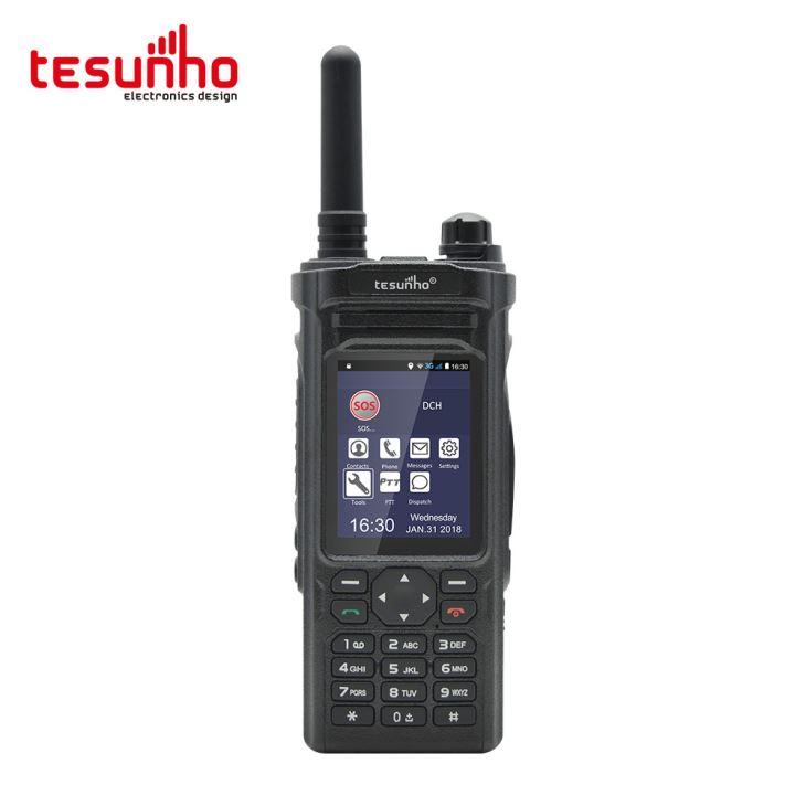 Telefone de rádio em dois sentidos acessível de WCDMA WIFI