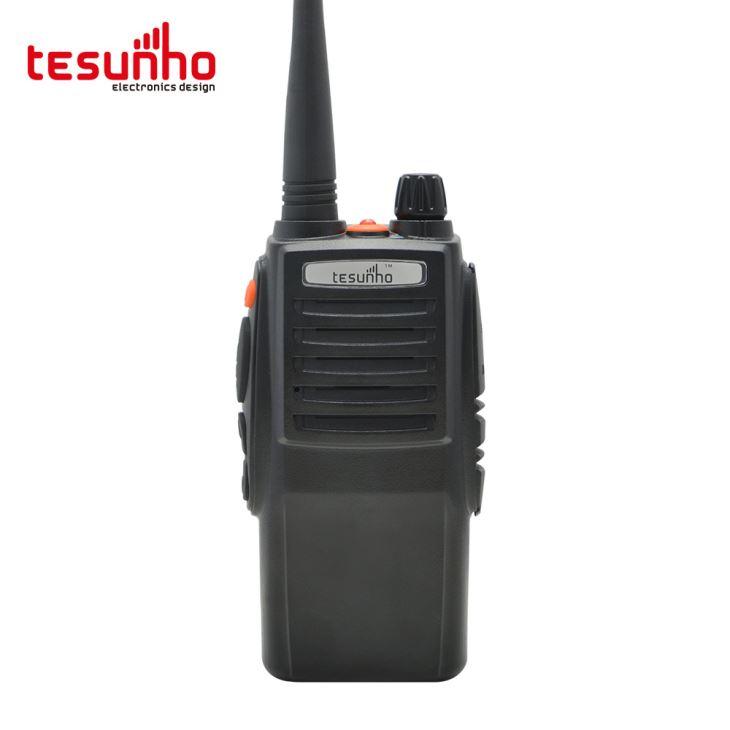 Rádio de VHF 10W Tesunho Longo Alcance Militar