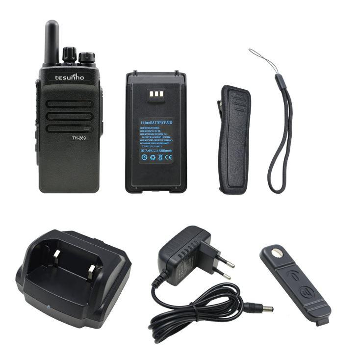 Tronco do caminhão do monofone de rádio IP 3G WCDMA