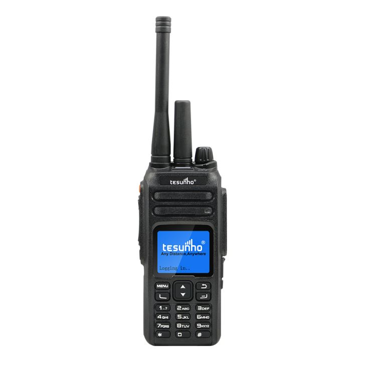 Equipamento de rádio bidirecional Polícia 4G Portátil Longo TESUNHO TH-680