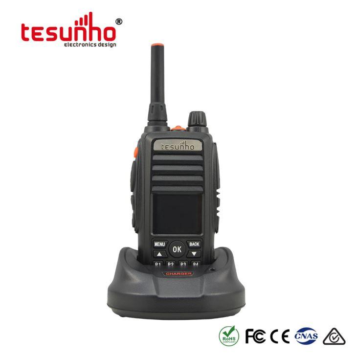Telefone de rádio em dois sentidos UMTS / LTE com SOS