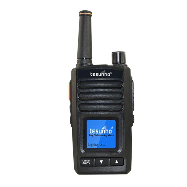 Mini walkie-talkie 4G para o hotel