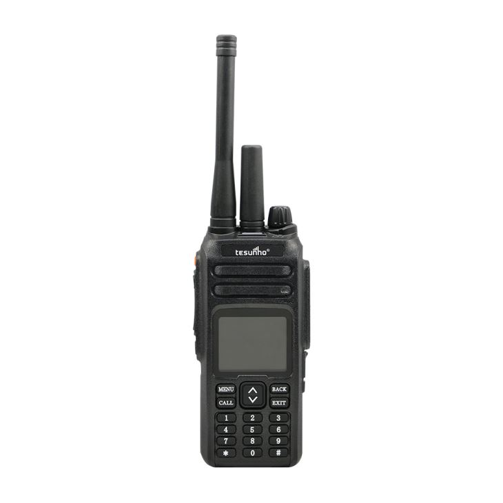 GSM VHF Walkie Talkie para montanha