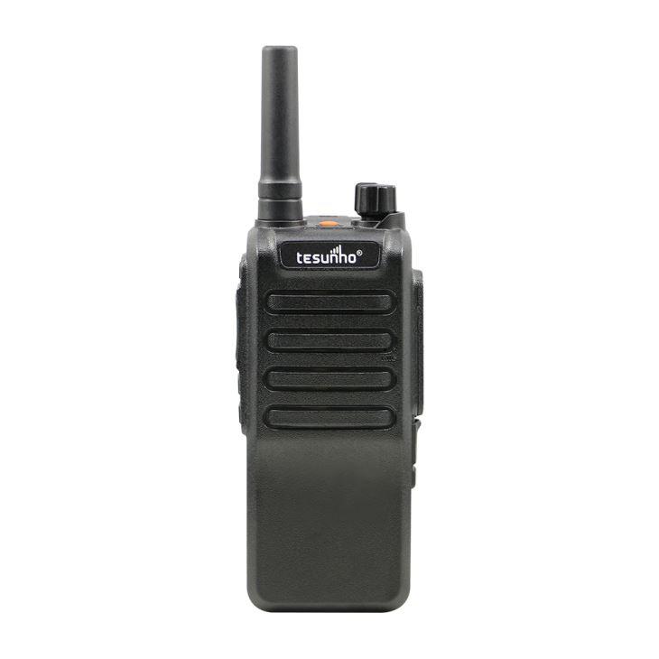 Rádio em dois sentidos profissional Real PTT botão de pânico