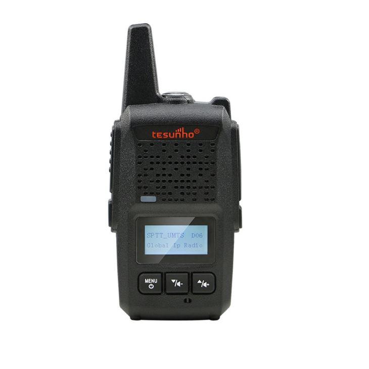 Desconto portátil GSM em dois sentidos rádio