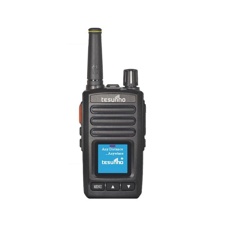 Dispositivo de patrulha GPS Walkie Talkie 4G LTE