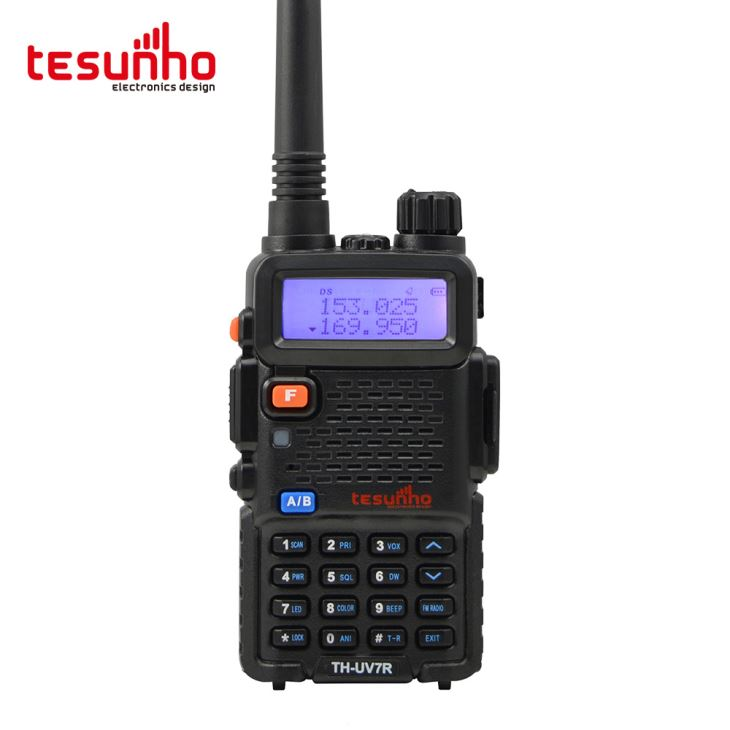 Rádio UHF VHF Chinês TESUNHO Ham New Product