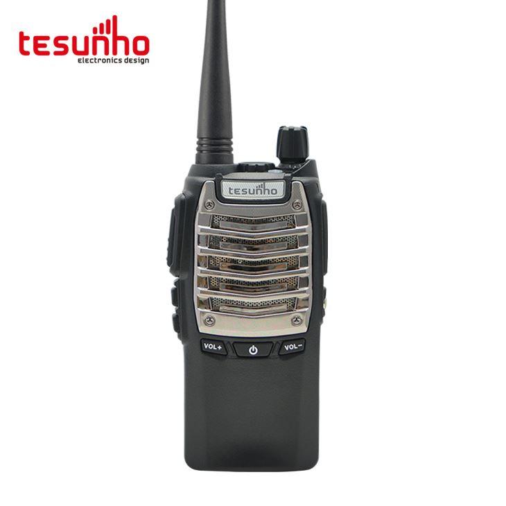 Long Range Walkie Talkie 8w Negócios VHF Vox
