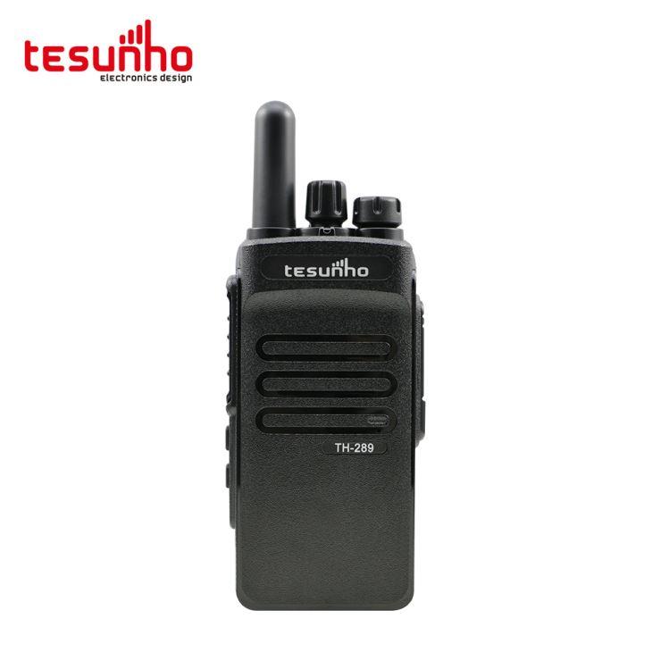 Pânico do tronco do caminhão do IP 3G WCDMA do monofone de rádio