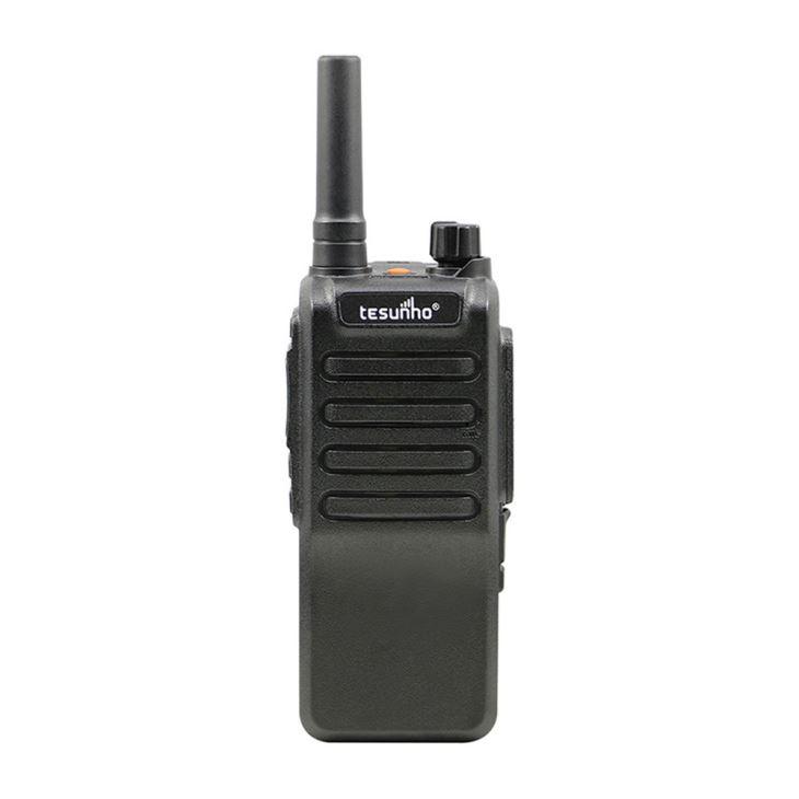 TH518 Tesunho PoC Radio Wifi Walkie Talkie À venda