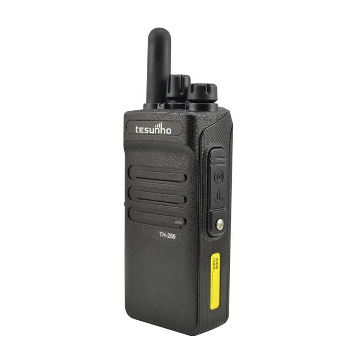Melhor faixa de rádios em dois sentidos com antena