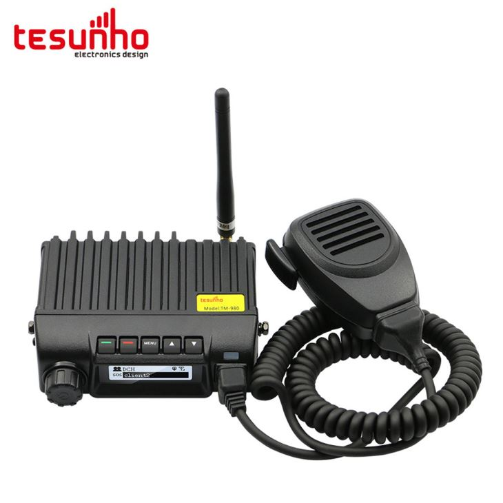 Melhor rádio 3G do veículo com regras da FCC