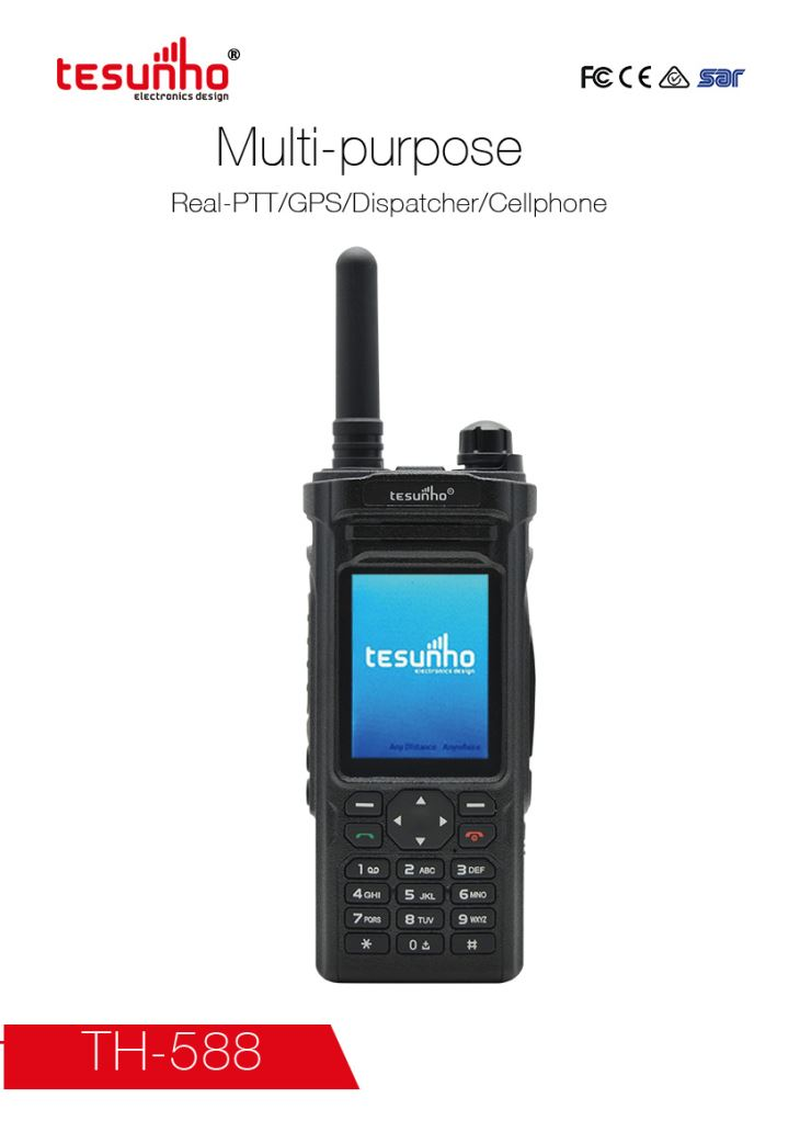 Rádio Bluetooth WIFI Zello Bluetooth embutido