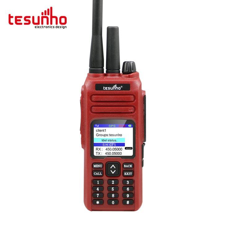 Rádio Bidirecional VHF IP
