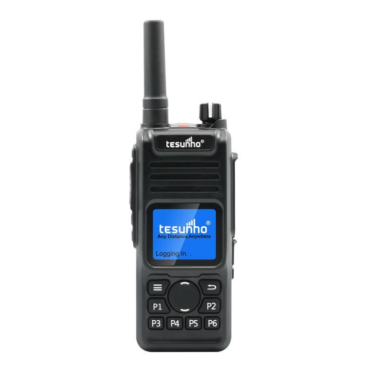 Rádio do sistema de patrulhamento do guarda de segurança