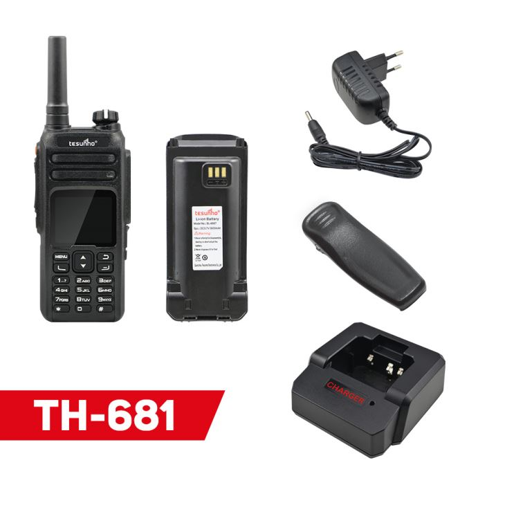 Rádio do telefone móvel Walkie Talkie para atacado