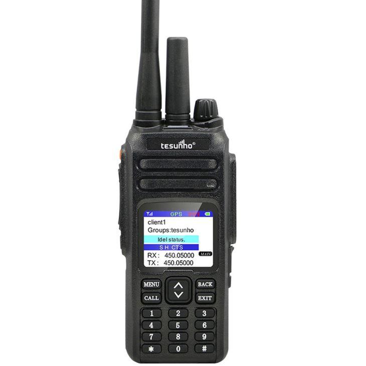 Equipamento de comunicação de rádio em dois sentidos