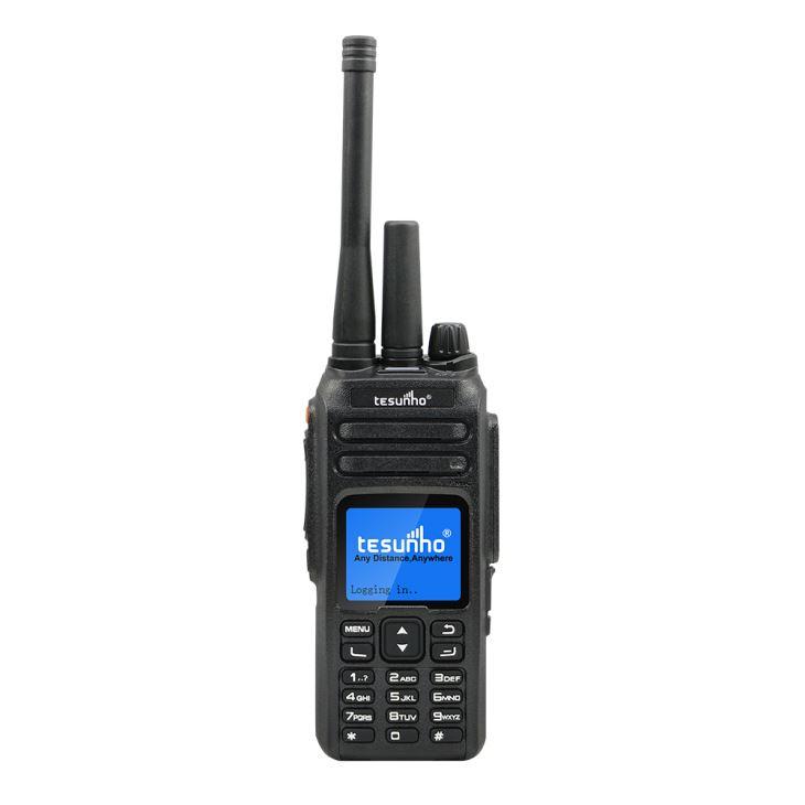 Rádio em dois sentidos profissional da escala WCDMA 3G do Vhf / uhf Walkie Talkie